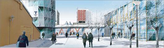 Nya Alby Centrum