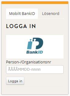 Kan inte logga in pa forex med bank id